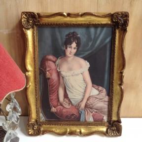 Portrait de Juliette Recamier