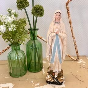 Statuette Vierge de Lourdes