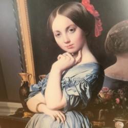 Femme au Portrait