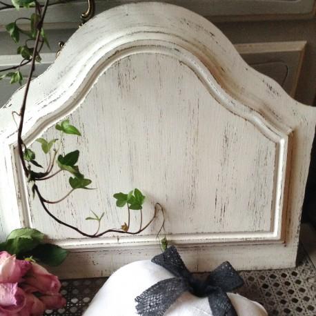 petite porte ancienne patin e blanc antique. Black Bedroom Furniture Sets. Home Design Ideas