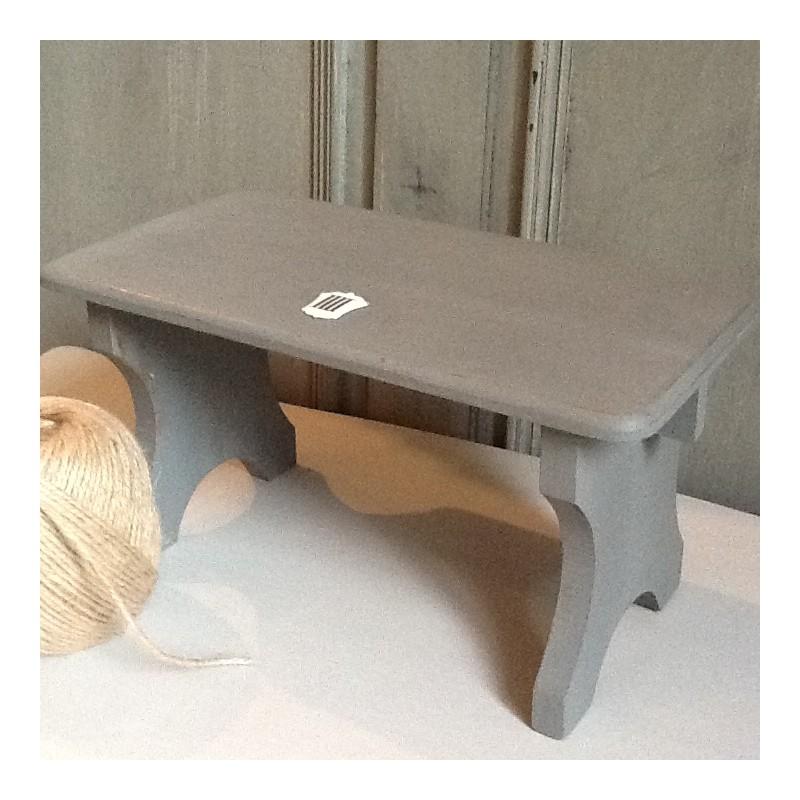 banc indus gris anthracite. Black Bedroom Furniture Sets. Home Design Ideas