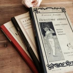 Livres Scolaires Anciens