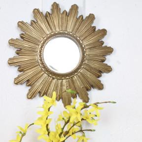 Miroir Soleil Oeil de Sorcière