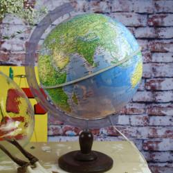 Globe Terrestre Lumineux