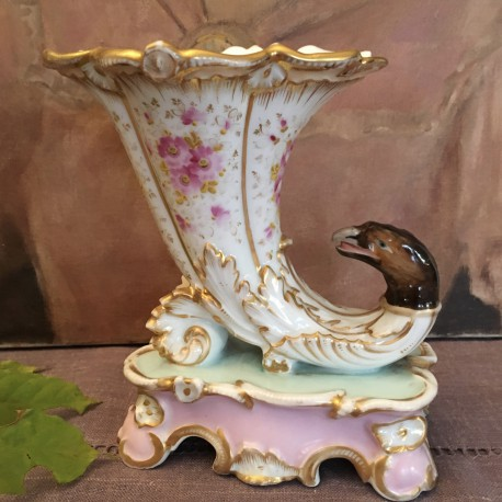 Superbe Vase de Mariée