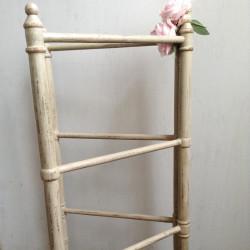Porte-serviette en bois Tourné