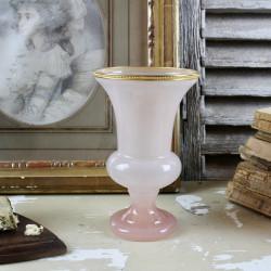 Vase Medicis Opaline de Murano