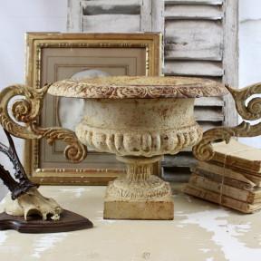 Jardinière Vase Medicis en Fonte