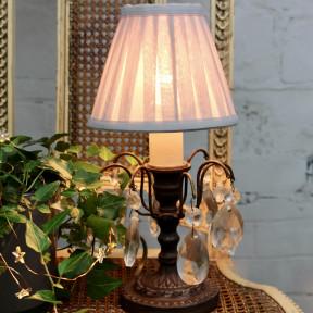 Lampe Baroque à Pampilles