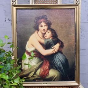 Portrait de Madame Vigée Lebrun