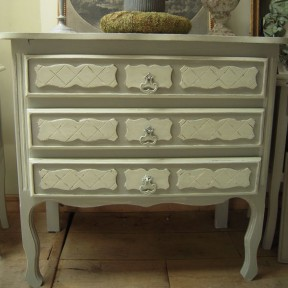 Commode ancienne Gustavienne