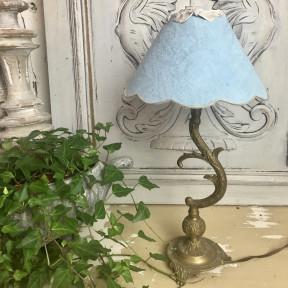 Pied de Lampe Bronze Style Louis XVl