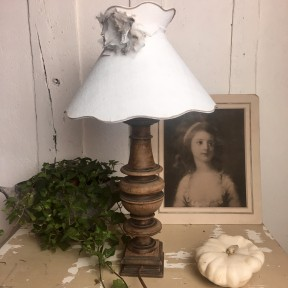 Pied de Lampe Balustre