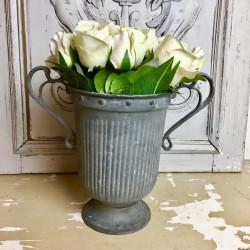 Vase Medicis en Zinc