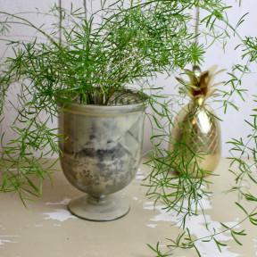 Vase Medicis Mercure