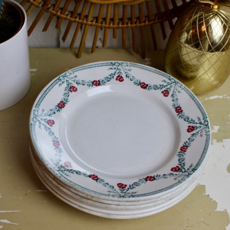 Assiettes Collection