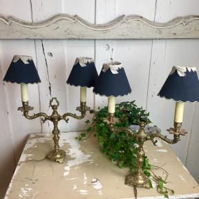 Paire de Lampes style Louis XVI