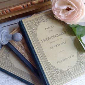 Livres anciens XIXème