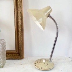 Lampe de Bureau 1950 Vintage