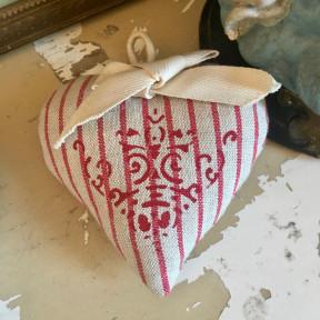 Petit Coussin de Porte Coeur
