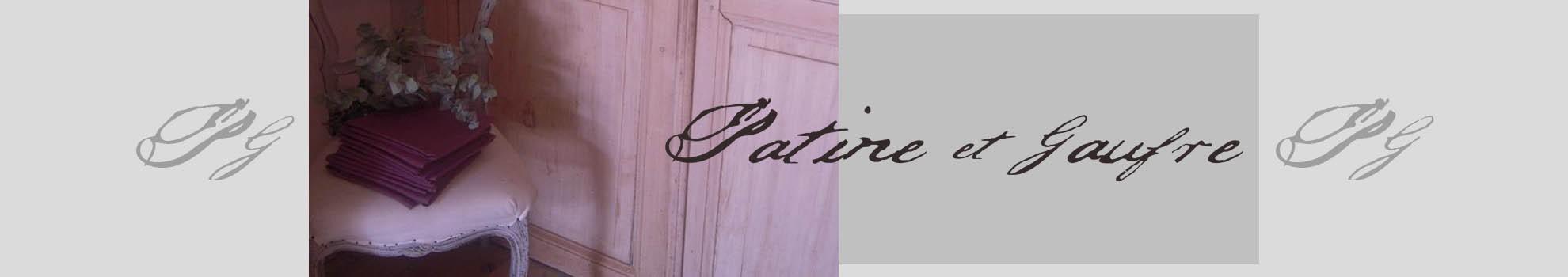 Patine et Gaufre
